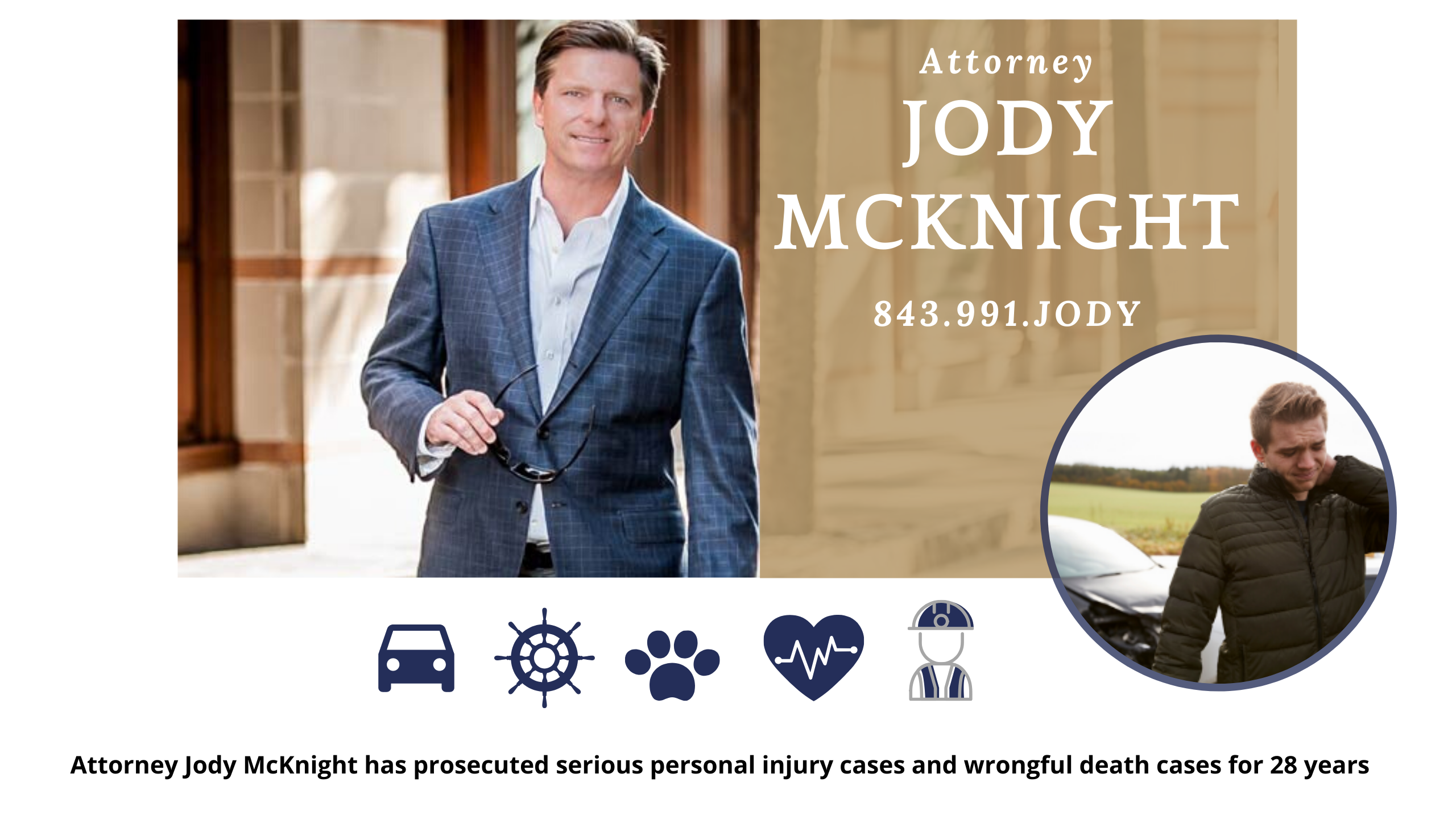 Jody McKnight - Personal Injury Law Firm
